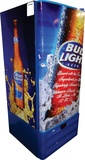 Mini Cervejeira Hussmann ARV290 - Bud Light
